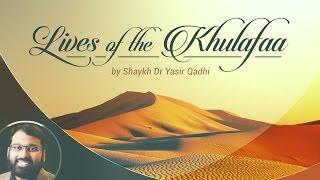 Lives of the Khulafaa (5): Abu Bakr al-Siddiq - Issue of Fadak & Battles of Ridda (Part 5)
