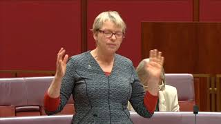 Senator Rice on the postal plebiscite disenfranchising young people