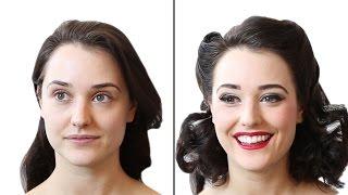 Girls Transform Into Pinups
