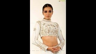Catherine Tresa hot new stills in nene raju nene mantri audio launch