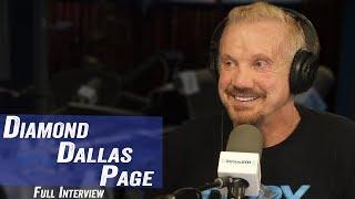 Diamond Dallas Page - 'Positively Unstoppable', DDP Yoga, 'Shark Tank' - Jim Norton & Sam Roberts