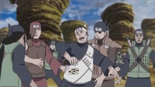 Naruto Shippuden - Madara Uchiha vs Allied Shinobi Forces ENGLISH DUB