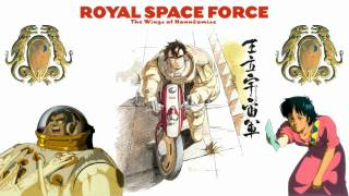 Ryuichi Sakamoto - Royal Space Force Main Theme