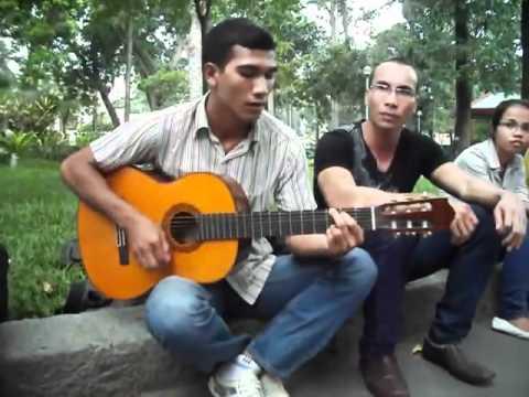 Thời gian - Wook Ksor ft Y Linh Ksor - Họp mặt CV Tao Đàn - 12-05-2012