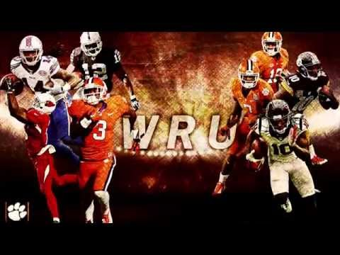 Clemson Football    The New WRU