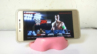 How To Download And Play WWE 2K15 For Android + GamePlay + Liquid Sky Account Giveaway!