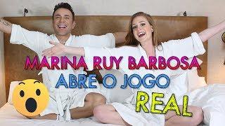 Marina Ruy Barbosa conta tudo, inclusive do Xande | #HotelMazzafera