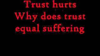 Megadeth Trust Lyrics