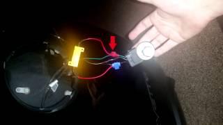 3157 LED Turn/Tail Light Install Corvette C6 | Hyperflash and Park flash fix!!