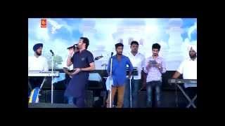 Sona Hoja Main Sari Di | Punjabi Sufi Live Program HD Video | Sangram | R.K.Production
