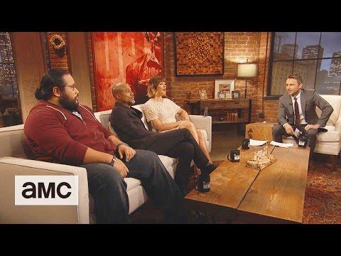 Talking Dead Rick s Hogwarts House to Carol s Favorite Sandwich Fan Questions Ep. 710