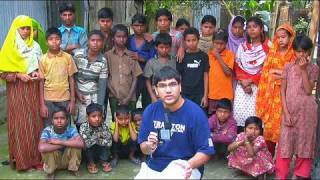 Working to Help the Poor in Rural Bangladesh
