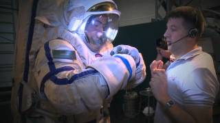 Space Lab Winner, Amr, Travels To Russia For Astronaut Training