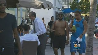 Spring Break Vibe Still Dominates Miami Beach, Business Says