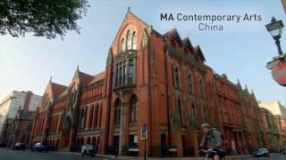 Contemporary Arts China – MA at Birmingham City University