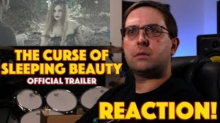 REACTION! The Curse of Sleeping Beauty Official Trailer - Horror Movie