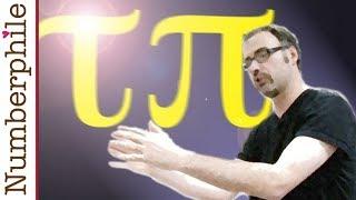 Tau replaces Pi - Numberphile