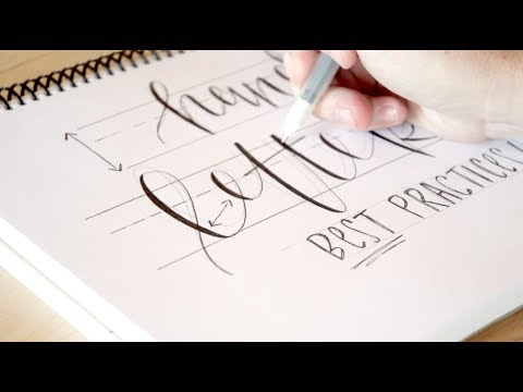 Improve Your Hand Lettering