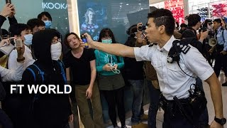 Hong Kong protests against tourists | FT World