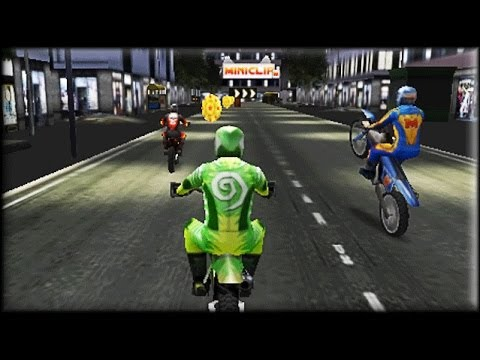 Motocross Urban Fever Game Walkthrough all 1 9 races
