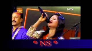 O sathi akbar ase dekhe jao-Hasna Hena..Live Show Song-2016