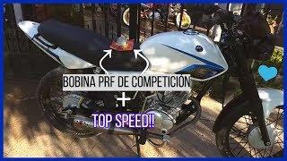 Instalando Bobina de Competición PRF y Probando el S2 a Fondo con Carburador Dakar 200 || RamiiStunt