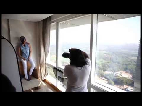 Behind The Scenes :- American Swan with Shruti Hasan