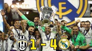 Real Madrid Juara Liga Champions 2016/2017