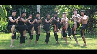 Amazing Fight - Muay Chaiya Kru Praeng and Buakaw at Surat Thani 1