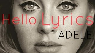 Adele - Hello (Official Lyrics Video) (Cover)