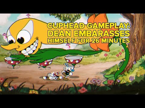 Cuphead Gamescom Demo Deans Shameful 26 Minutes Of Gameplay