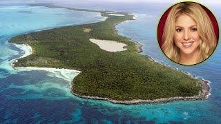 أبرز 6 مشاهير يمتلكون جزر خاصة بملايين الدولارات!