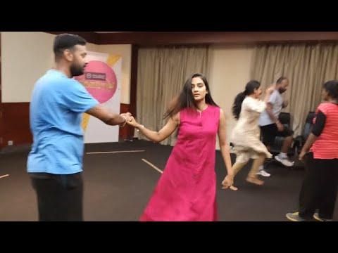 Amma Mazhavillu I Rehearsal session of  Aditi Ravi I Mazhavil Manorama