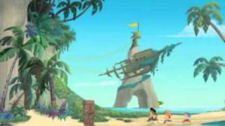 Jake and the Never Land Pirates - Episode 1 | Official Disney Junior Africa