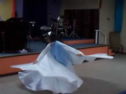 Digno y santo Ministerio de danza Tekia Kari Jobe