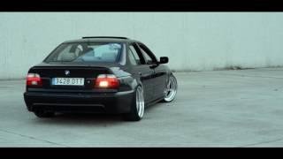Oscar's BMW 540i E39 stance