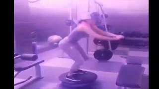 بالفيديو  هيفاء وهبي  في الجيم 2016 , Hayfae wahbi gym fitness