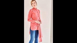 Vavist Trendyol Kapalı Tunik Modelleri 2017