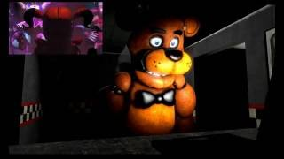 "[SFM] Freddy react to ""Sister Location Trailer"""