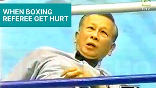 When Boxing Referees Get Hurt