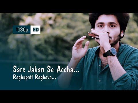 Xxx Mp4 Sare Jahan Se Accha Tribute To Indian Army Harmonica Instrumental Gourab Das Gourabex 3gp Sex