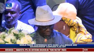 Accord Party Flags Off Governorship Campaign In Rivers Pt.5  Live Event 