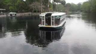 Silver Springs Florida and the Glass Bottom Boats
