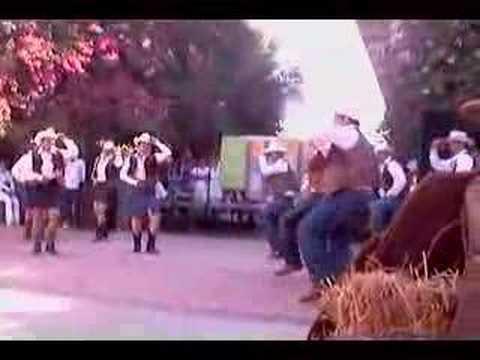 Baile de Baja California