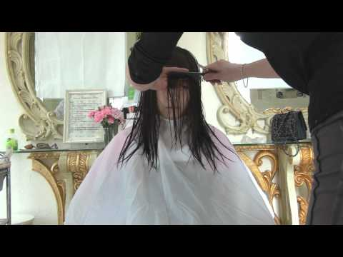 『Hair Angel Vol.28』(hair cut SAMPLE.wmv