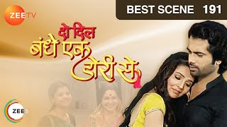 Do Dil Bandhe Ek Dori Se - Hindi Serial - Episode 191 - April 28, 2014 - Zee TV Serial - Recap