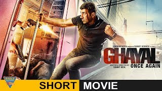 Ghayal Once Again (Ghayal Returns) Hindi Short Movie || Full Movie In One Hour || Eagle Hindi Movies