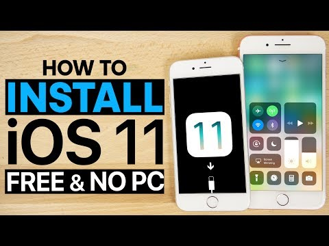 Xxx Mp4 How To Install IOS 11 Beta 1 FREE No Computer IPhone IPad IPod Touch 3gp Sex