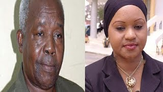 Kifo cha Baba Mzazi wa Amina Chifupa; Hii Ndiyo Hali Halisi Msibani, Mtazame Mtoto wa Amina