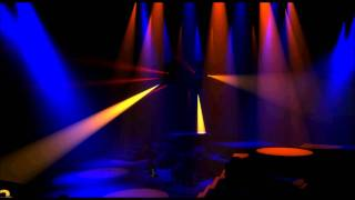 Justin Timberlake - what goes around light show 3D (HD)
